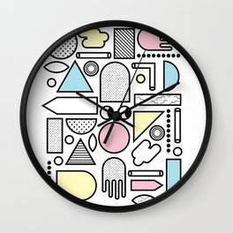 Shapes for Dayz Wall Clock