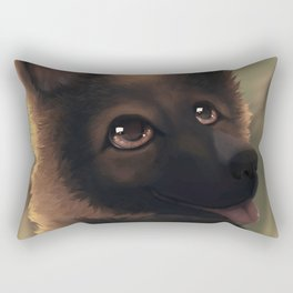 Critter Rectangular Pillow