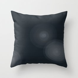 Star Beams Throw Pillow