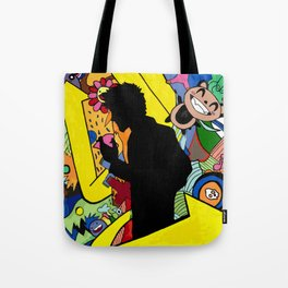 Madness in Roy Tote Bag
