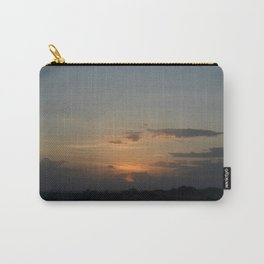 sunset over africa Carry-All Pouch
