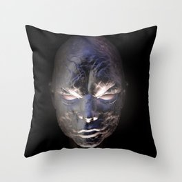Wrath Throw Pillow