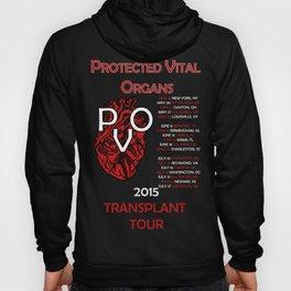 Protected Vital Organs Alternate Color Scheme Hoody