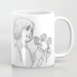 Armin with roses Coffee Mug