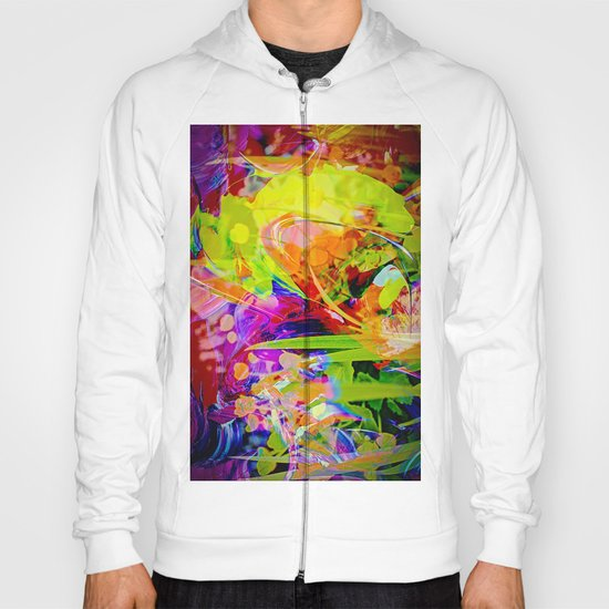 Nature Abstract 2 Hoody