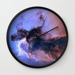 Eagle Nebula Wall Clock