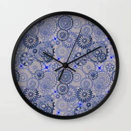 Lumos Gears Wall Clock
