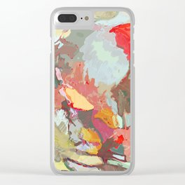 Call to Adventure Clear iPhone Case