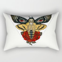 Death From Above Rectangular Pillow