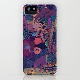 ZABA iPhone Case