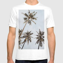 palm trees xiv / chiang mai, thailand T-shirt