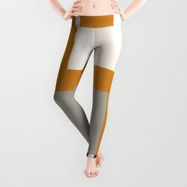 PLUGGED INTO LIFE (abstract geometric) Leggings
