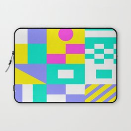 Sea Society (dark) Laptop Sleeve