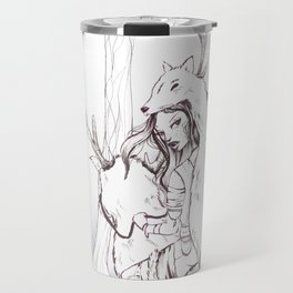 Huntress Travel Mug