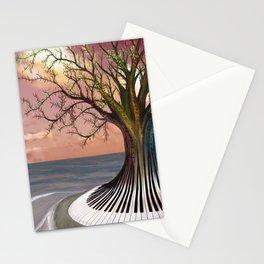 Key's Rythym - 2009 Stationery Cards