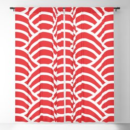 style illustration Blackout Curtain