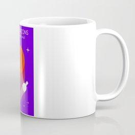 New Horizons Pluto Grand Flypast Coffee Mug
