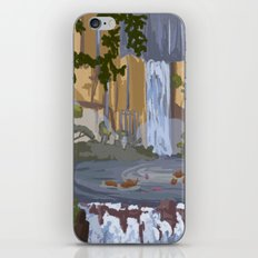 Portrait of a Kingdom: Tarzan's Realm iPhone & iPod Skin