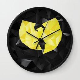 Wu-Tangle Wall Clock