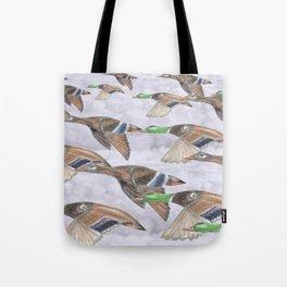 """"""" Migration """" Tote Bag"""