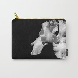 White Iris, Messenger Between Heaven And Earth Carry-All Pouch