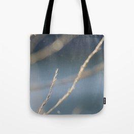 Branch Tree Bluesky Bokeh Abstract Tote Bag