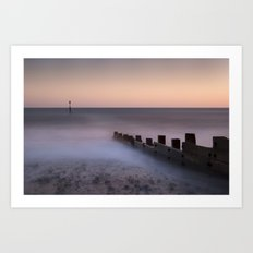 Cromer at Dawn Art Print