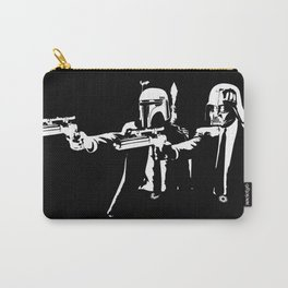 """Darth Vader - Say """"What"""" Again! Version 1 Carry-All Pouch"""