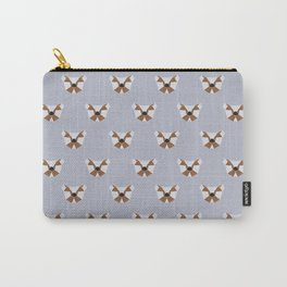 Bear Pattern Carry-All Pouch