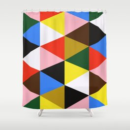 EAMES! Shower Curtain