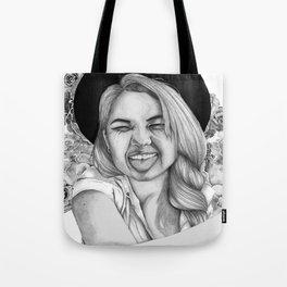 Debby Ryan Tote Bag