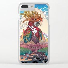 Borderlands Clear iPhone Case