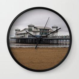 Weston-Super-Mare Grand Pier Wall Clock
