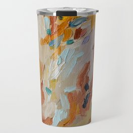 Kaleidoscope Sky Travel Mug