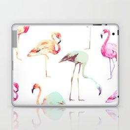 Flamingo Formation #society6 Laptop & iPad Skin