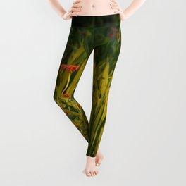 Wildflower Legs Leggings