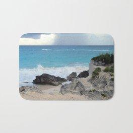 Beautiful Bermuda Beach 2 Bath Mat