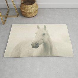 Dreamy Horse Photo Rug
