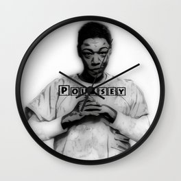 POUSSEY Wall Clock