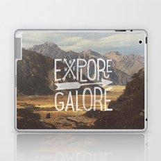 EXPLORE GALORE Laptop & iPad Skin