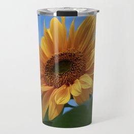 Sunflower Beauty Travel Mug