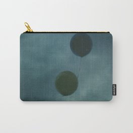 Dark Balloons Carry-All Pouch