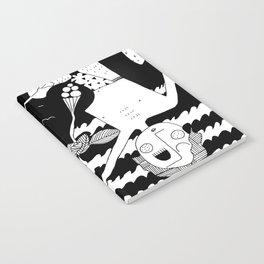 Sun Fuck Notebook
