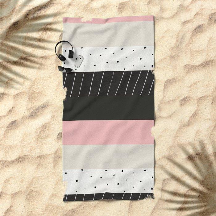 D14 Beach Towel