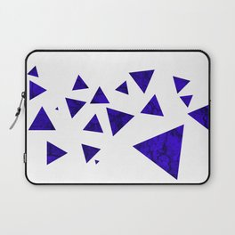 Triangles of March Laptop Sleeve