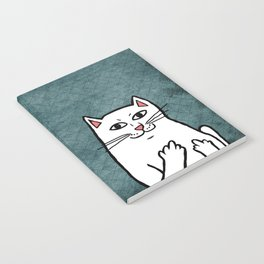 Naughty Cat Notebook