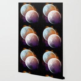 Together forever - Planets Wallpaper