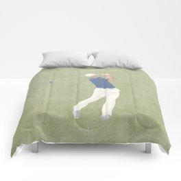 SUMMER GAMES / Golf Comforters