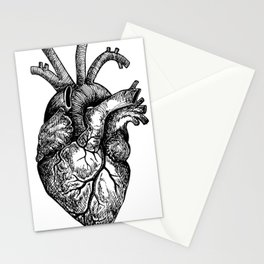 Inky Breaky Heart Stationery Cards