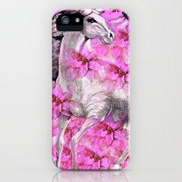Horse  iPhone Case